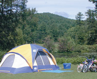 Lake George Tent Site