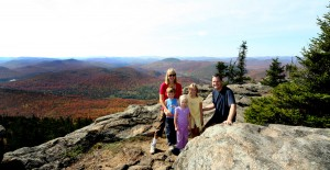 Kid Friendly Hiking Trails Near Lake George NY