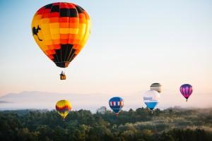 Adirondack Balloon Festival 2014
