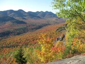 Leaf Peeping in the Adirondacks
