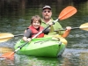 Family Kayaking