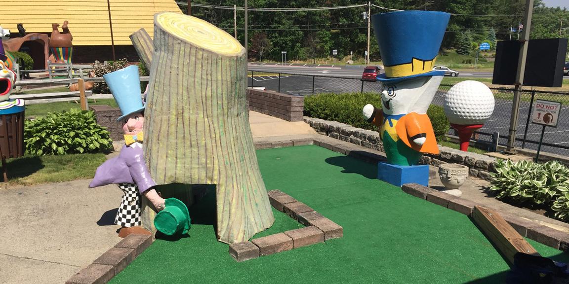 Goony Golf Course
