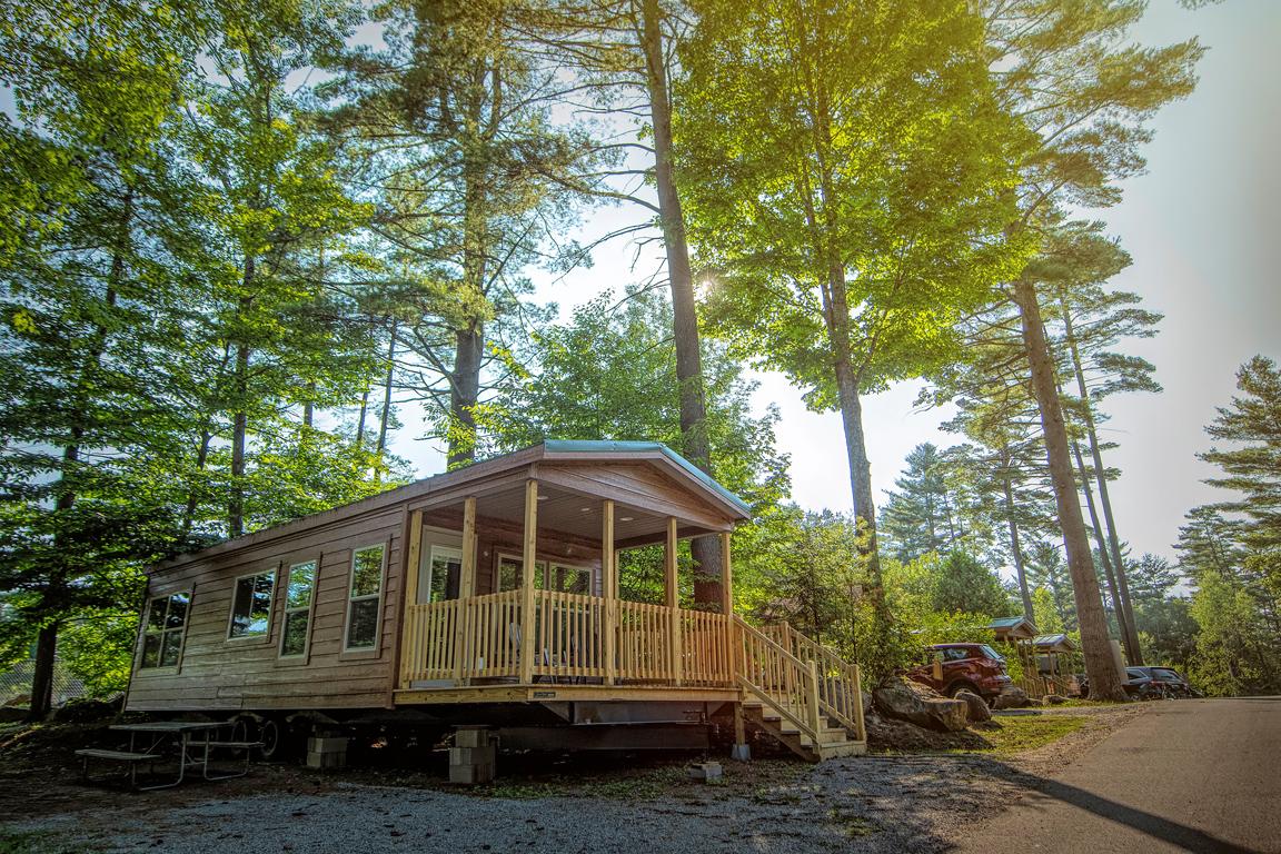 Lake George Escape Cabins