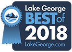 LakeGeorge.com Best of 2018 Award